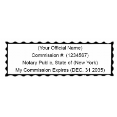 4915 Custom Notary Stamps