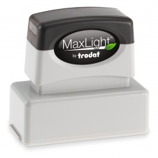 XL-115 S-STYLE Custom Maxlight Pre-Inked Stamps