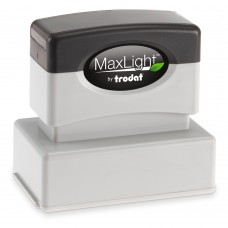 XL-125 S-STYLE Custom Maxlight Pre-Inked Stamps