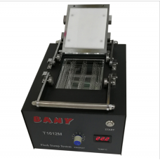 T1612 Laser Pre-Inked Rubber Stamp Machine
