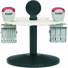 Trodat Stamp Rack for 8 Stamps