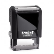 4910 Custom Trodat printy Text Stamp