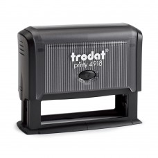 4918 Custom Trodat printy Text Stamp