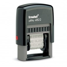 4822 Trodat printy Text stamp